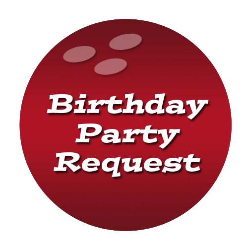 birthday party request
